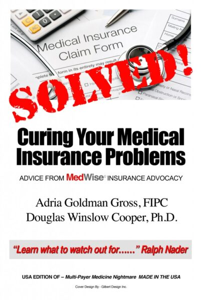 Adria Gross - Solved-Book cover
